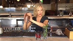How to make a Rosebud cocktail