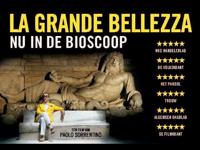 La Grande Bellezza - nu in de bioscoop! [trailer]