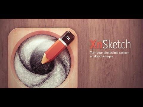 XnSketch Pro v1.25 - App