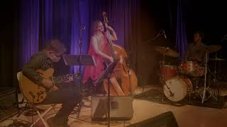 Marlene Rosenberg's Trio at the 2020 Chicago Jazz Festival.