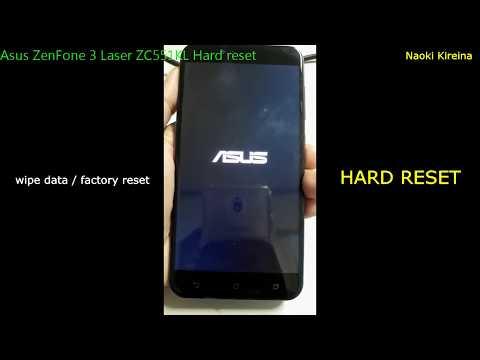 Asus Zenfone 3 Laser Hard Reset Videos - Waoweo