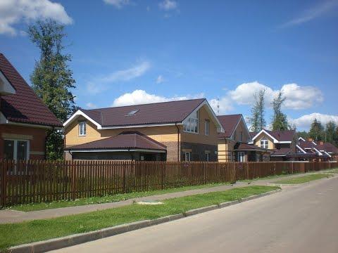 Дом в Экодолье, Обнинск, ПРОДАЕТСЯ, дом киевского направления 80-100 км от МКАД