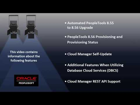 Image Highlights PeopleSoft Cloud Manager Update Image 05