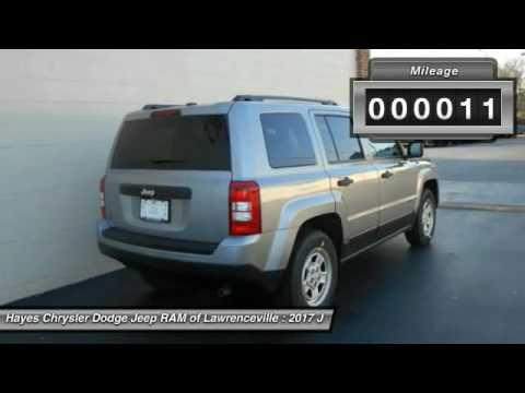 2017 Jeep Patriot Lawrenceville GA L737065
