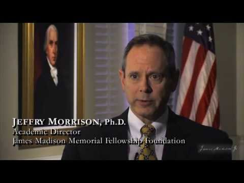 Religion and American Constitutionalism by Professor Jeffry Morrison