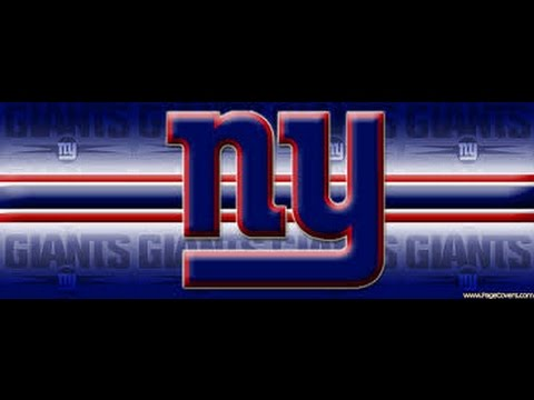 Unboxing! New York Giants Football gloves - YouTube c599811e2