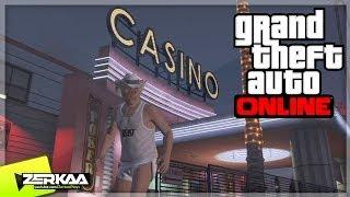 GTA V Online | Gambling DLC Pack!? (Casino & Horse/Greyhound Racing)