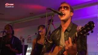 Q-music (NL): James Morisson - Slave to the Music (live in het Q-hotel 2012)