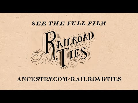 2019 Sundance Film Festival - Ancestry & SundanceTV Present: Railroad Ties (Trailer) | Ancestry