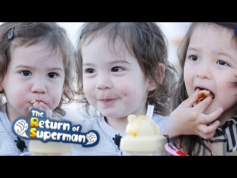 gun-hoo-&-na-eun's-schnitzel-mukbang~-[the-return-of-superman-ep-285]