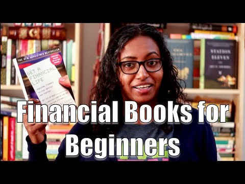4 Financial Book Recommendations for Beginnners