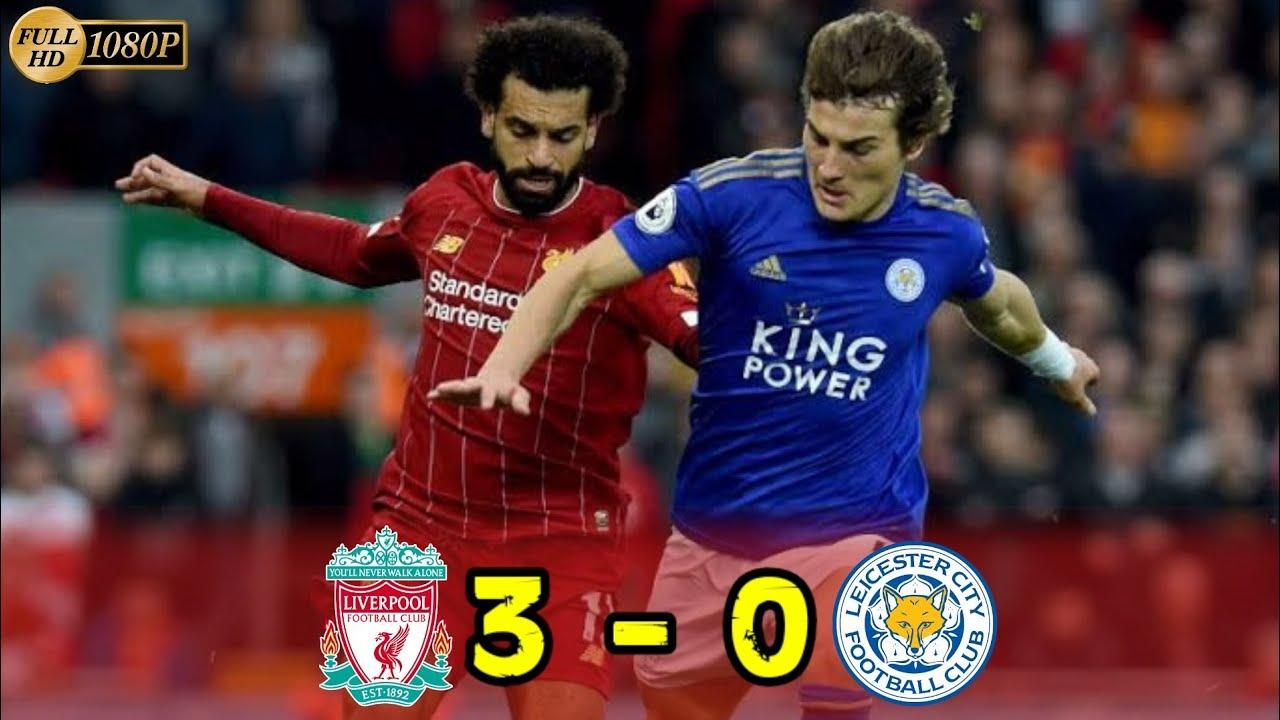 Hasil Liga Inggris Malam Ini Liverpool 3 Vs 0 Leicester Senin 23 November 2020 Youtube