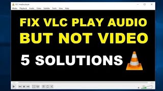 How To Play 4k HD Videos On VLC In PC Without Lag | Fix VLC 1080p