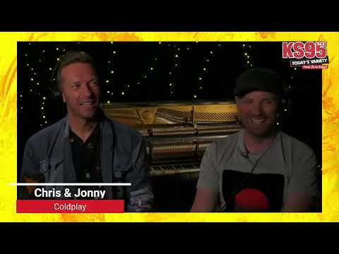 Coldplay talks COVID Recording Sessions, New Music & 25 Years of Music