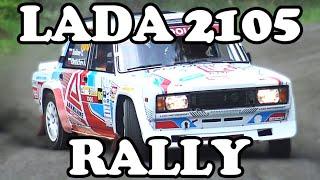 Lada 2105 - South Swedish Rally 2019