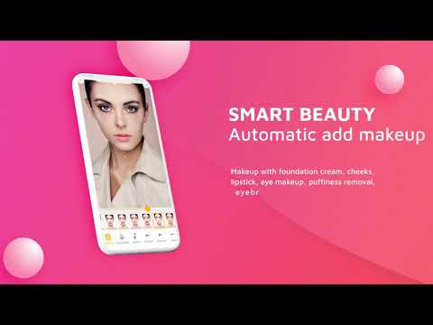 Photo Editor Makeup Face Beauty With Selfie Camera