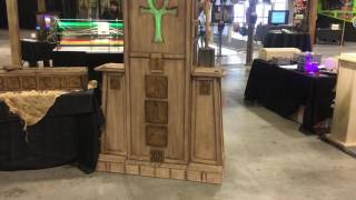 Evilusions tomb drop panel and prop