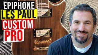 HX Stomp 2.81 | Epiphone Les Paul Custom PRO KOA - BEST GUITAR EVER