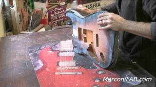 Custom K Stratocaster Kurt Cobain