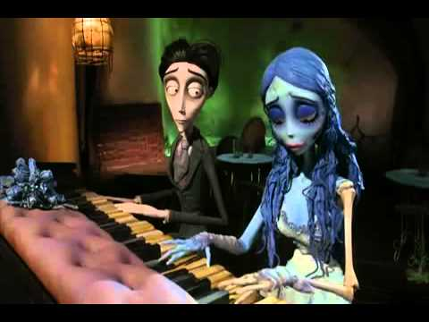 Corpse Bride- Piano duet (Victor and Emily)