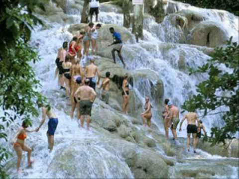 jamaica falls river rios ocho dunn indies west tourists america sergio central pitamitz places language visit fun activities don duns