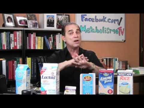 Episodio #28 Leche baja en grasa y sin lactosa