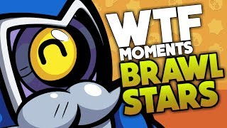 BRAWL STARS Funny Moments #1 - Barley, Trolls, Fails, Glitch & Montage