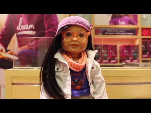 American Girl Z Entire Collection I AGP Store Tour
