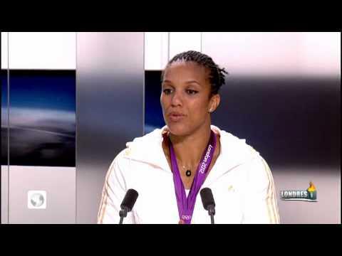 Lucie Décosse, la reine olympique du judo : « J'étais relâchée, tranquille... »