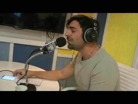 רותם כהן - כשאחר  (בספרדית) - אייל גולן - 100FM - מושיקו שטרן