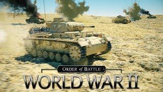 Order of Battle: World War II (cinematic trailer)