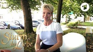 Julia Grimpe spielt Christoph Saalfelds Schwester Linda Baumgartner | Sturm der Liebe