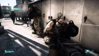 Battlefield 3 - Fault Line 12 Minute Gameplay