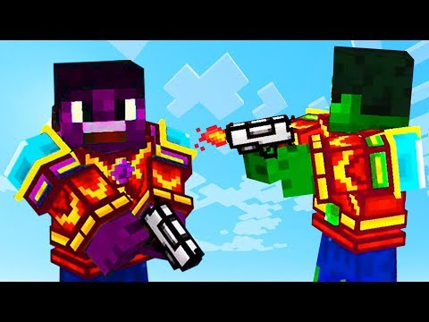 MINECRAFT WITH GUNS!? (Pixelgun 3D)