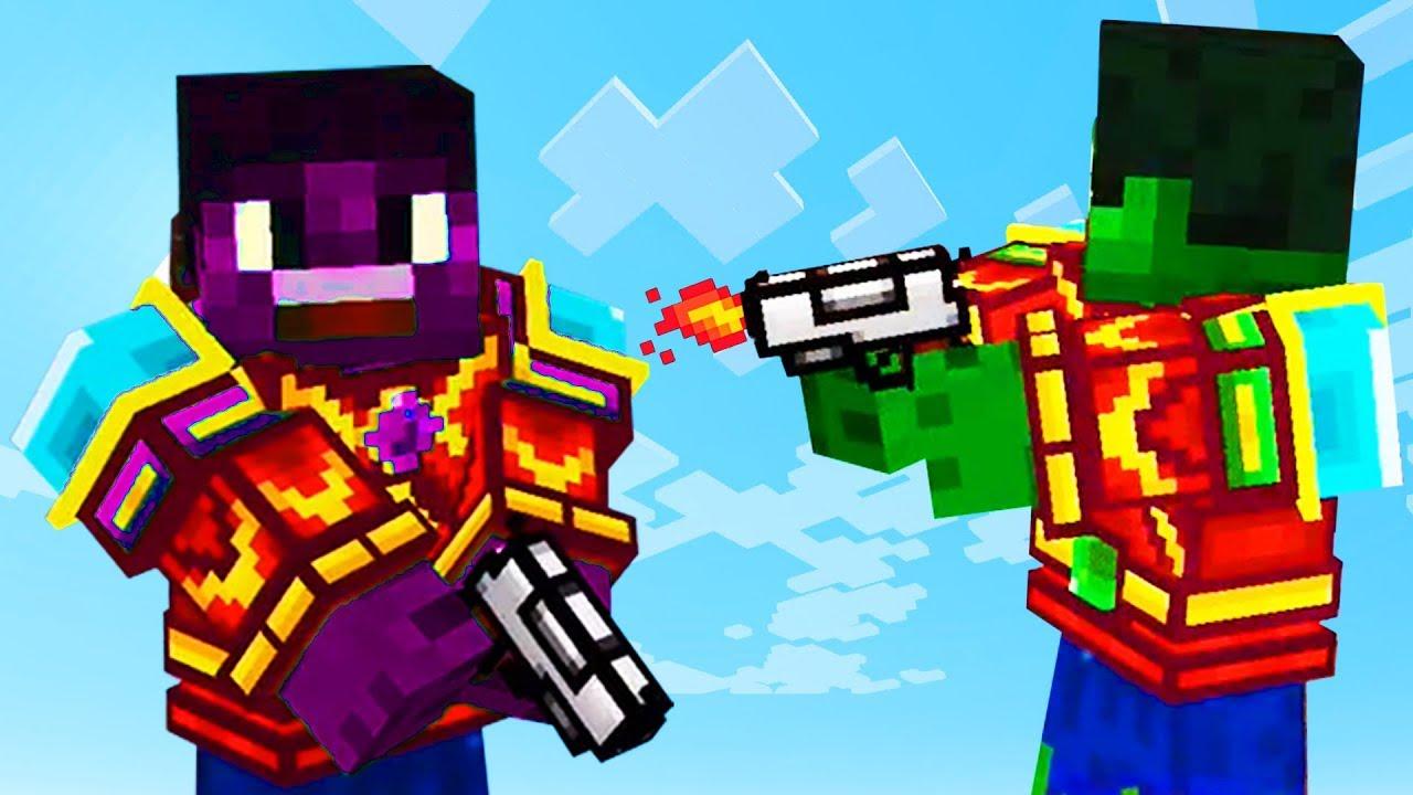 Slogoman Minecraft With Jelly