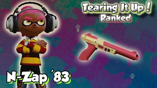 Splatoon Multiplayer - Tearing It Up W/ N-Zap '83 (ZAPPING It Up!)