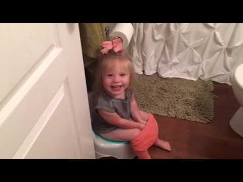 big girls use the potty