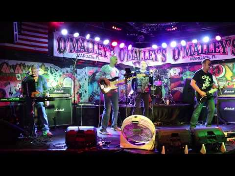 Scattered State at O'malley's Sports Bar for Benefit Concert PAMBA 2018