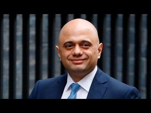 Sajid Javid resigns as Chancellor amid Boris Johnson's cabinet reshuffle