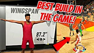 BEST SF BUILD AND JUMPSHOT FOR NBA 2K19 PRELUDE! THIS PLAYER CAN SHOOT 3