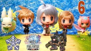 World of Final Fantasy Part 6