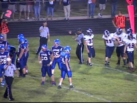 Minneapolis High School FootBall vs Republic County 9/4/2015