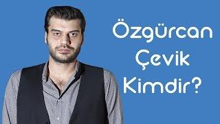 """Özgürcan Çevik """"Şevkat Yerimdar"""" Kimdir [KimKim] [Sesli Anlatım]"""