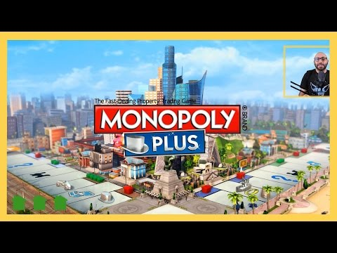 INTENSE MONOPOLY GAME! Monopoly Plus on the Xbox One | Swift