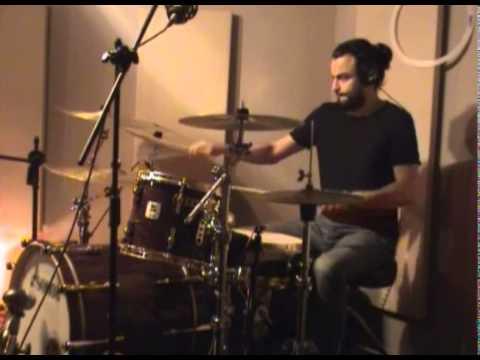 Nemrud --  In My Mind  -  Mert Alkaya Drum session