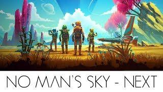 NO MAN'S SKY no XBOX ONE - Gameplay do Início da Atualização NEXT, em Português PT BR!
