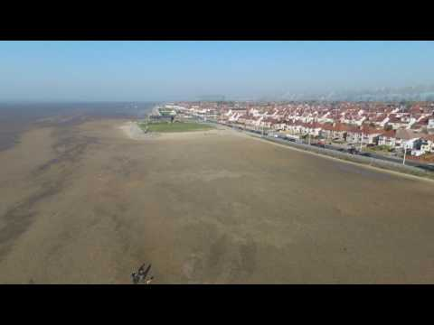 Drone over Hoylake