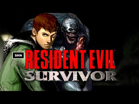 Resident Evil: Survivor HD 1080p/60fps Walkthrough Longplay Gameplay Lets Play No Commentary