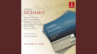 Deidamia, Atto III, Scena V: Aria: Consolami se brami (Deidamia)