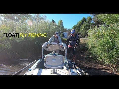 Fly Fishing The Arkansas River From Raft